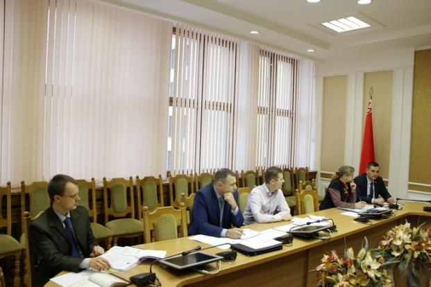 Заседание Постоянной комиссии Палаты представителей по законодательству.